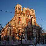 Монастириська. Успенський храм
