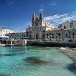 Мальта. Сліма Sliema