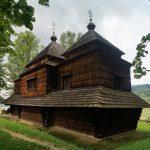 Польща. Смільник Smolnik. Бойківська церква з ЮНЕСКО