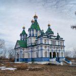 Стара Талалаївка. Дерев'яний шедевр