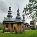 Польща. Туринське Turzańsk. Лемківська церква. ЮНЕСКО