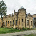 Бобровиця. Палац Катериничів