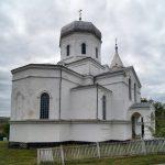 Пасицели. Дві церкви