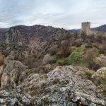 Північна Македонія. Замок Пчинья
