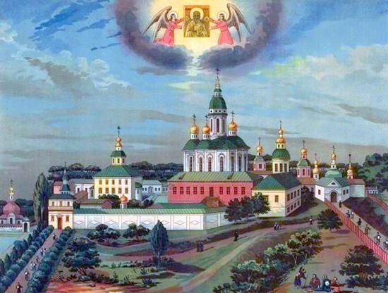 Рыхловский монастырь