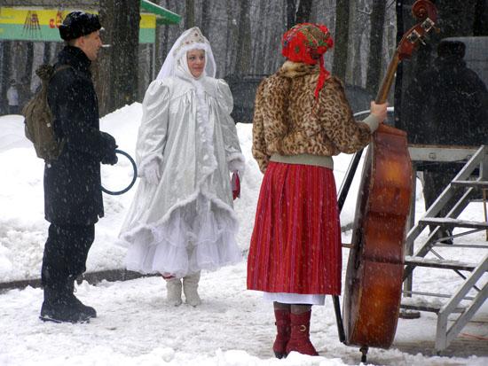 Голосіївська Масляна - 2010