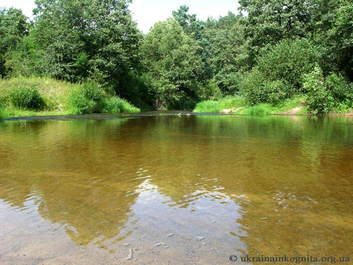 Річка Уборть
