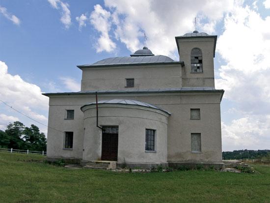 Церква мучениці Олександри