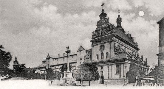 Монастырь Бернардинцев