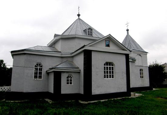 Дмитрівська церква