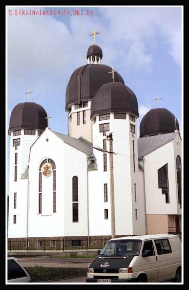 Греко-католицький храм