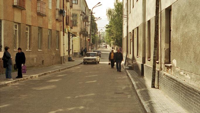 Старі вулиці Золочева