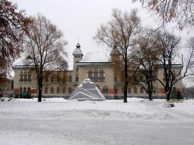 Полтавський краєзнавичй музей