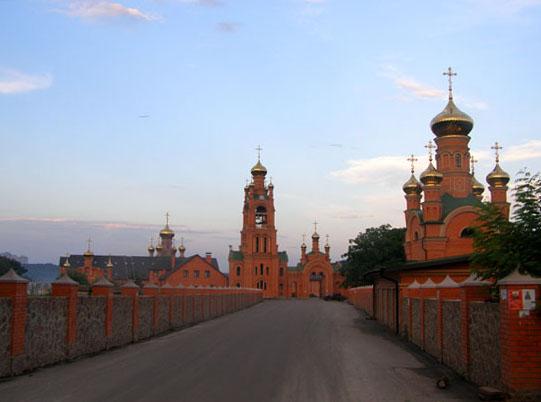 Свято-Покровский Голосеевский монастырь