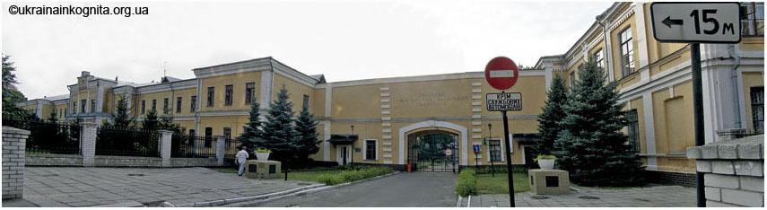 Новая Печерская крепость