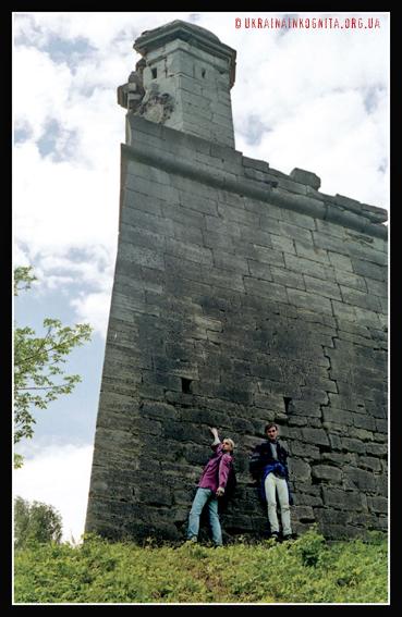 Найвищий із бастіонів замку