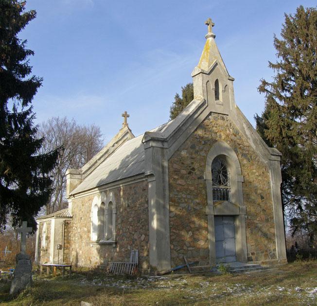 Костьол Святого Ізидора