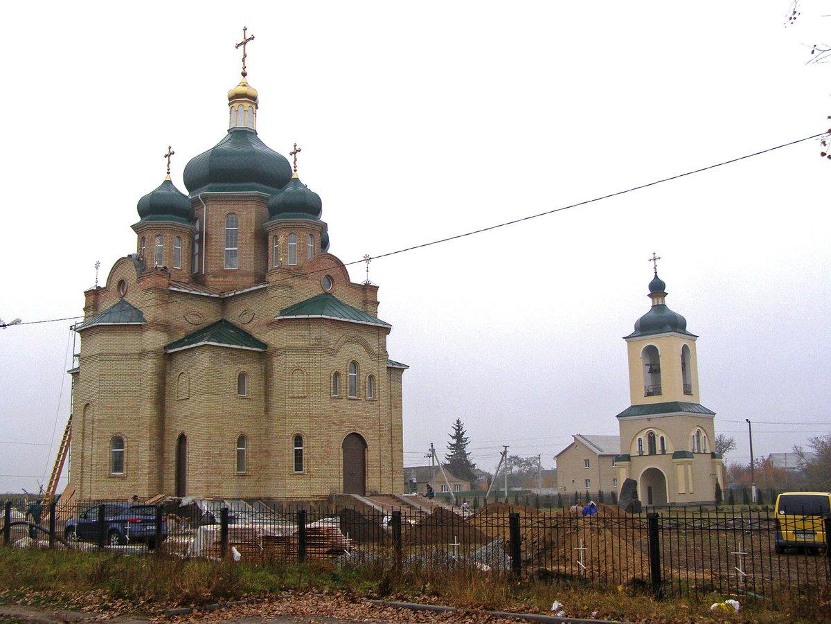церква у Білогородці