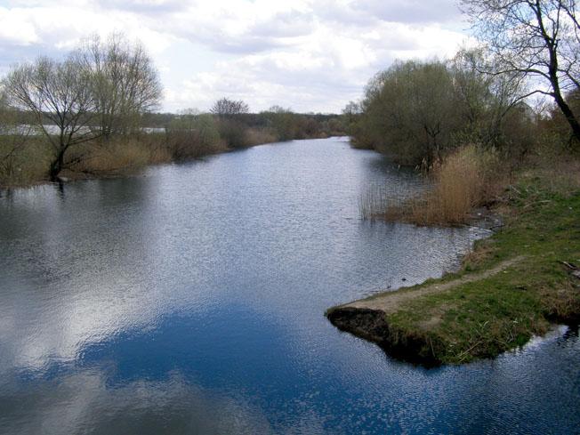Річка Супій