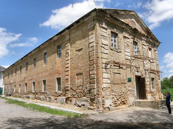 Умань. Василианский монастырь