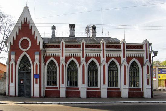 Чернігів. Музей Тарновського