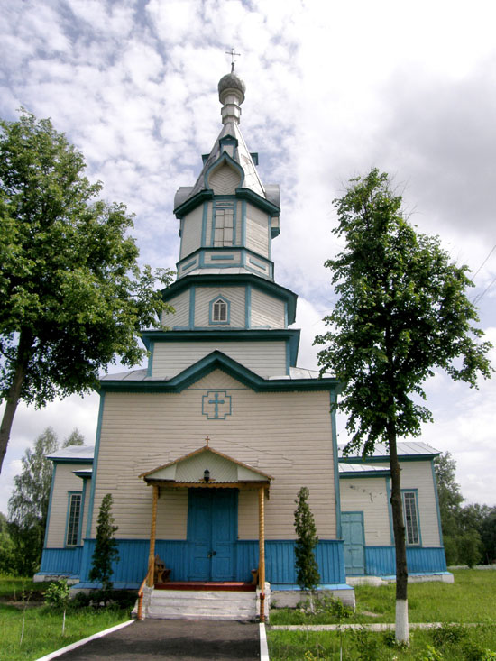 Чорнотичи. Церковь Дмитрия Ростовского