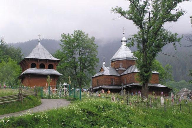 Церква у Яремчі