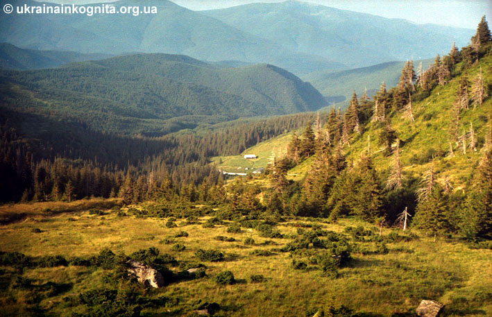 Долина річки Апшинець