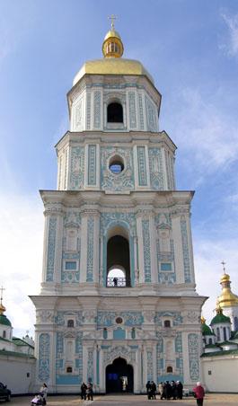 Дзвіниця Софієвського собору