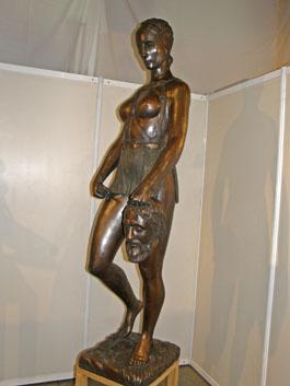Великий скульптурний салон 2010