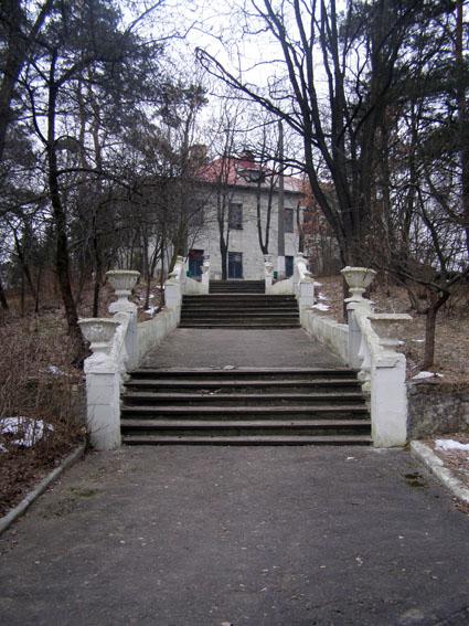 Будинок творчості Спілки письменників України