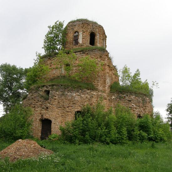 Кирово. Троицкая церковь