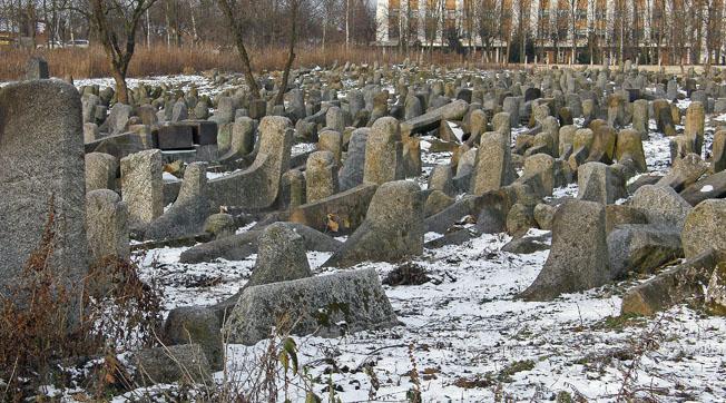 Єврейське кладовище у Бердичеві