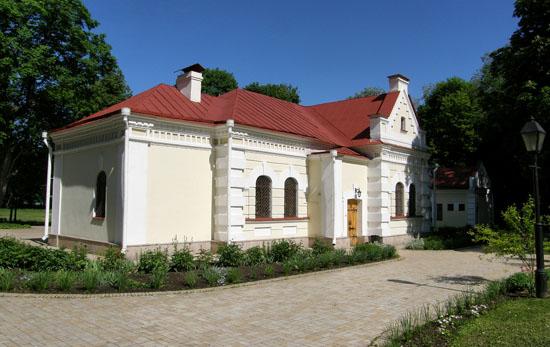 Батурин. Дом Кочубея