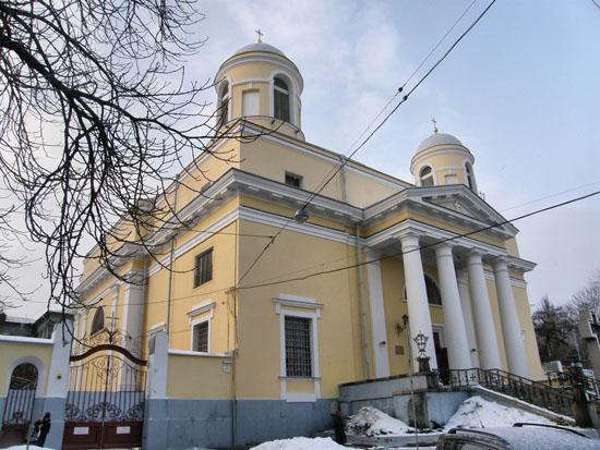 Костьол Святого Олександра