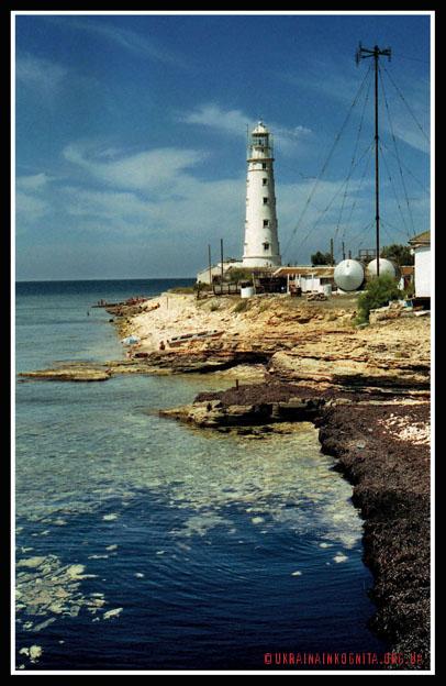 Тарханкутський маяк