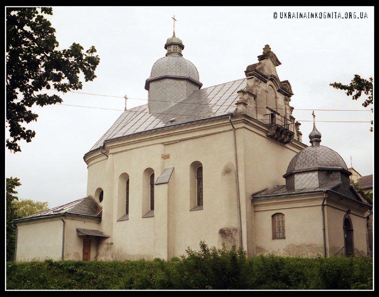 Миколаєвська церква