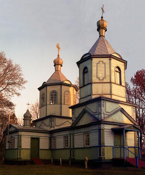 Чудо-Михайлівська церква