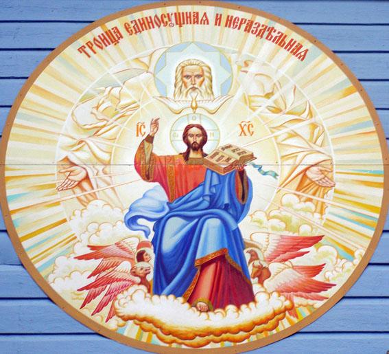 Розпис Михайлівської церкви