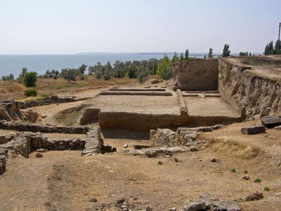 Розкопки Німфея