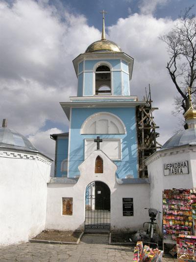 Нежин. Замковая церковь