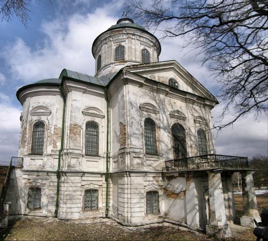 Нежин. Церковь Ивана Богослова