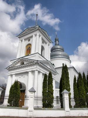 Нежин. Покровская церковь