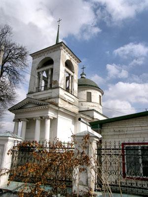 Нежин. Троицкая церковь