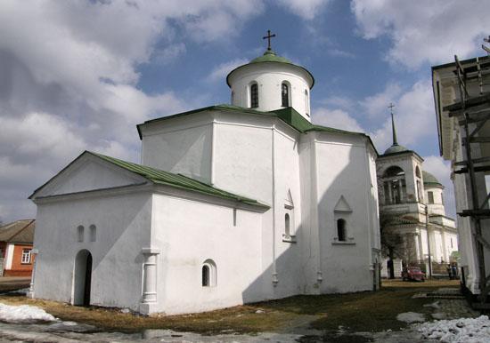 Нежин. Михайловская греческая церковь
