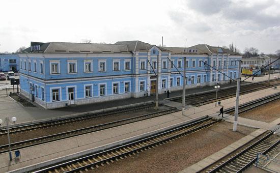 Нежин. Вокзал