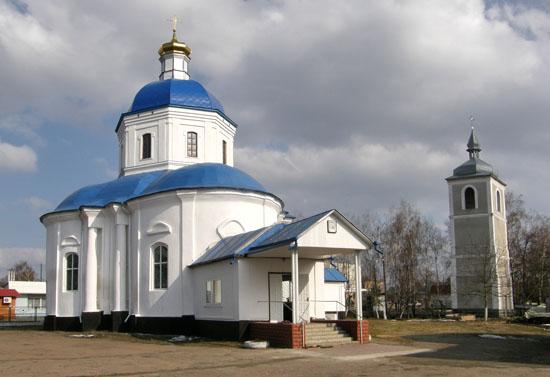 Носовка. Троицкая церковь