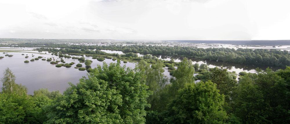 Новгород-Северский. Десна