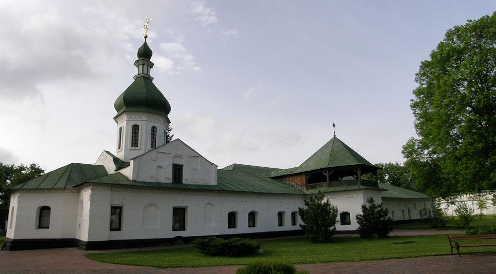Спасо-Преображенський монастир. Келії