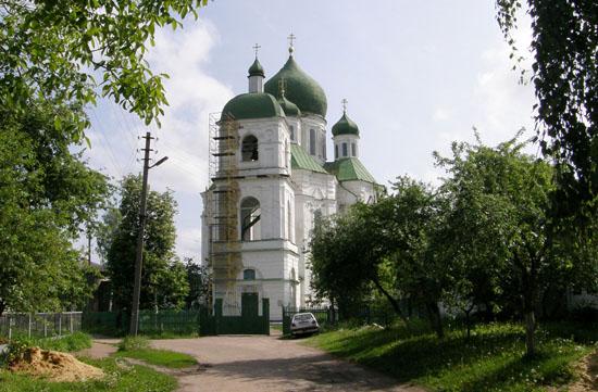 Новгород-Северский. Успенский собор